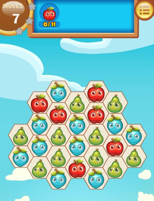 Fruita Swipe 2 - Cool Math Games