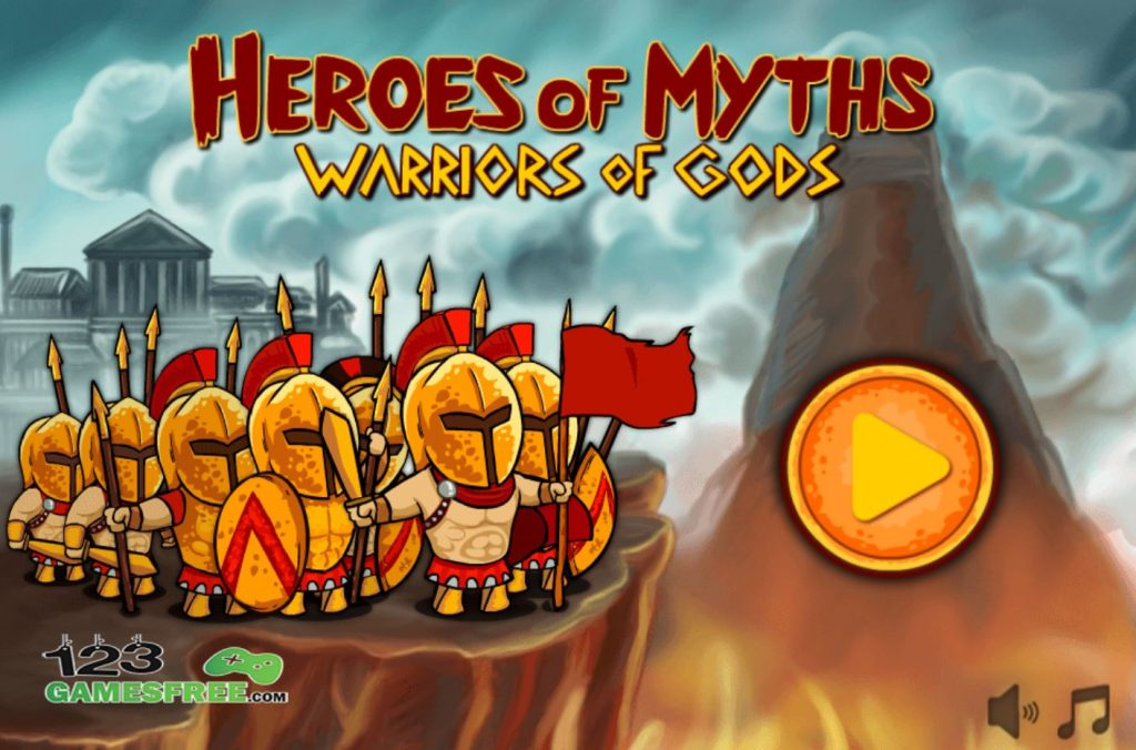 Heroes of Myths kizi