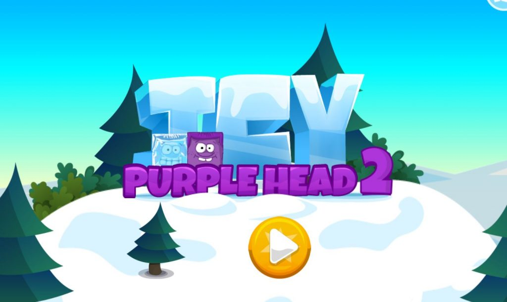 Icy Purple Head game