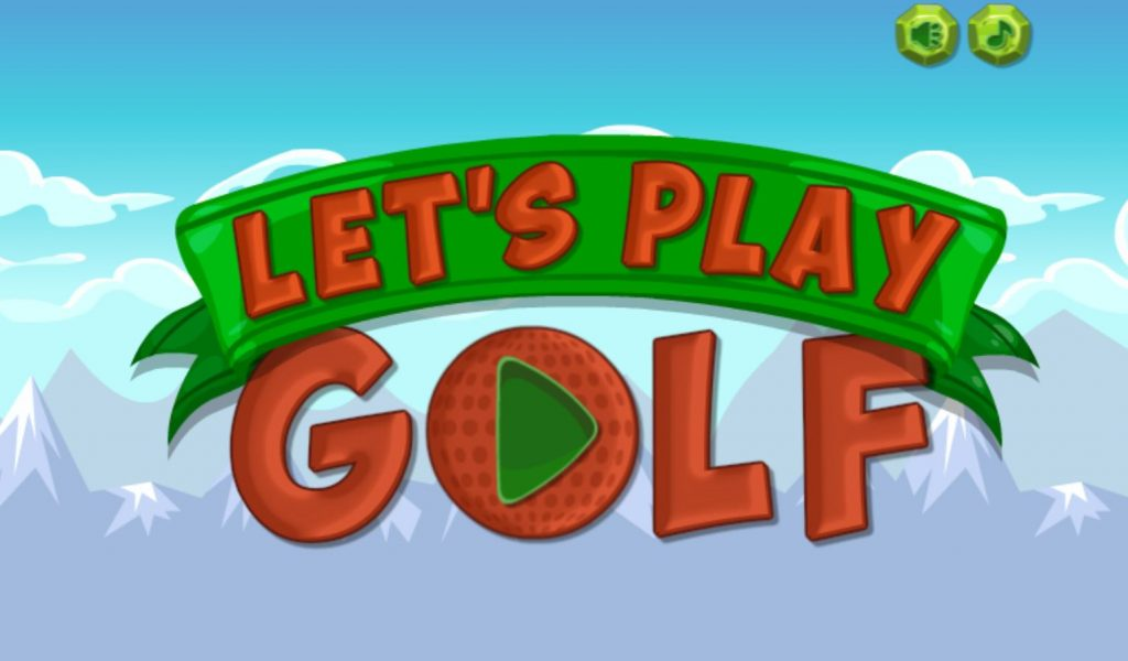 Let's Play Golf game