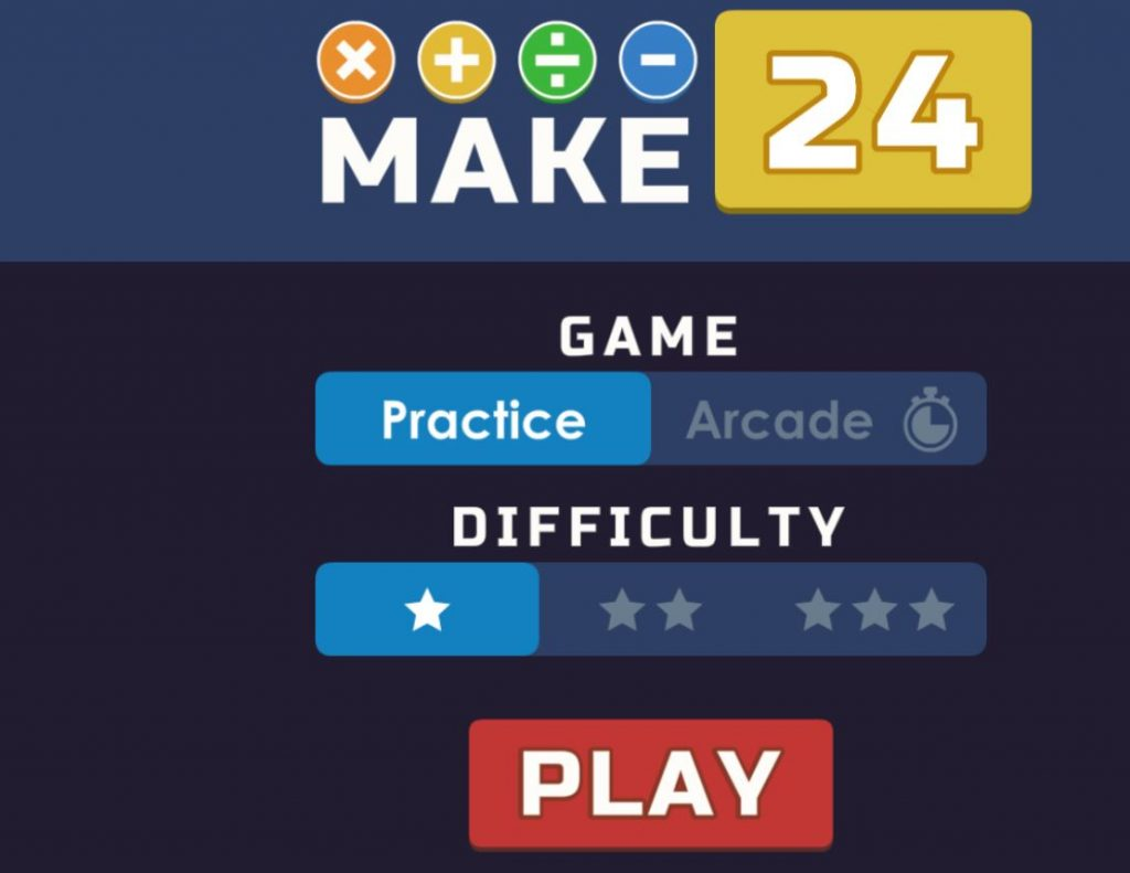 Make 24 game