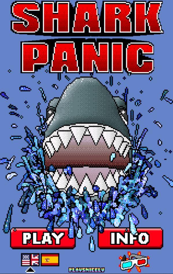 Shark Panic game