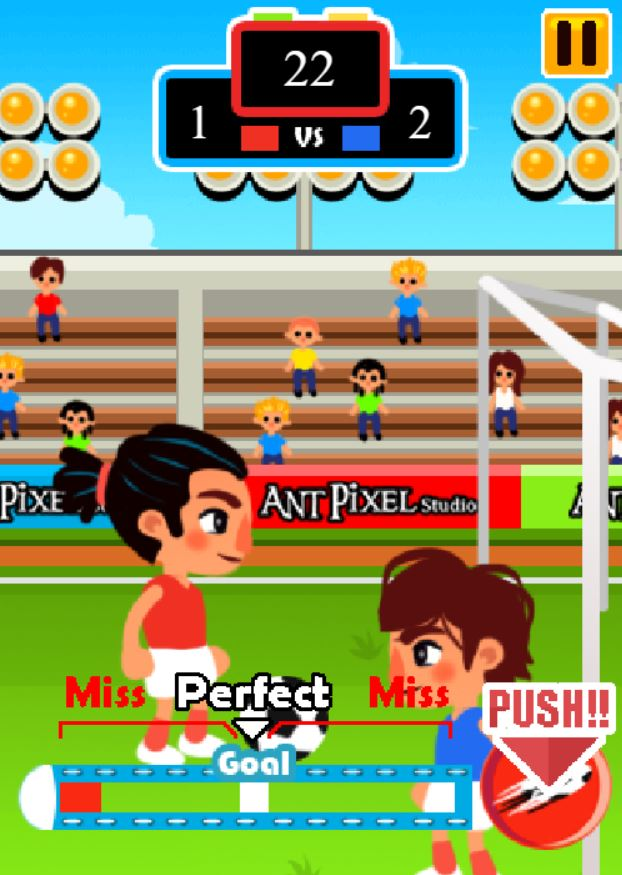 Soccer Madness game