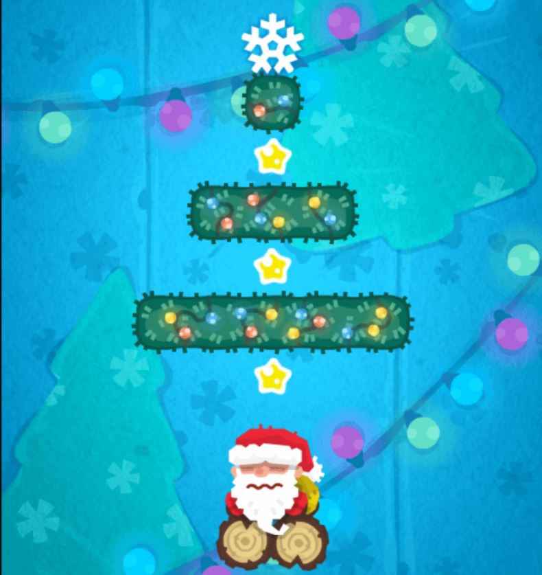 Wake the Santa game