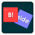 B side