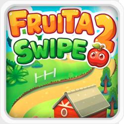 Play Fruita Swipe 2 game online cool math - 123 games