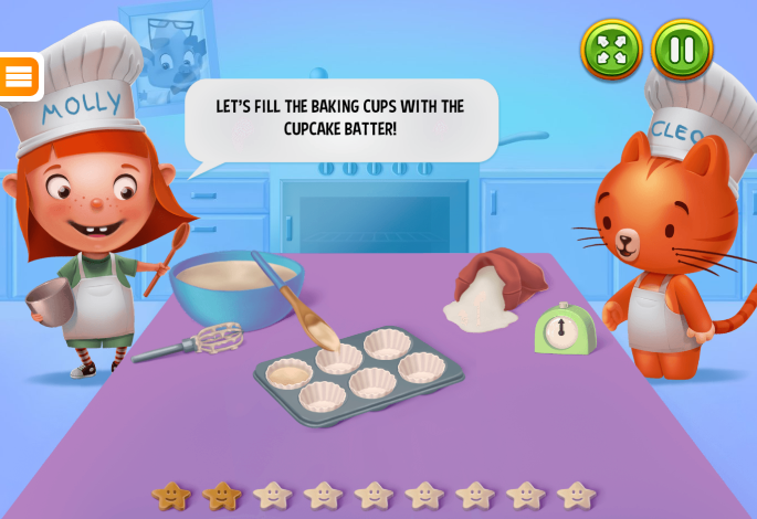 games free cooking
