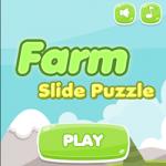 Farm Slide Puzzle