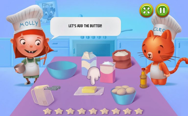 game free cooking