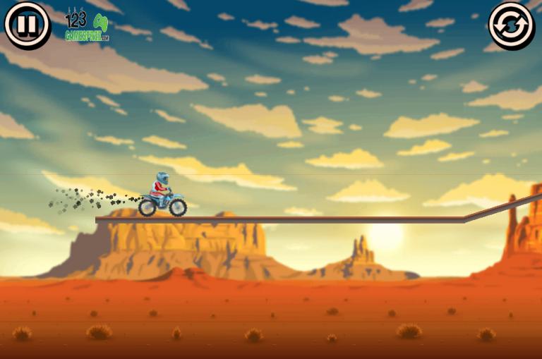 game free motorcycle