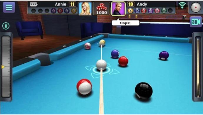 games free pool