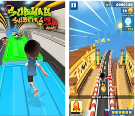 games free subway surfers