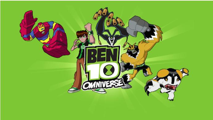 games free ben 10
