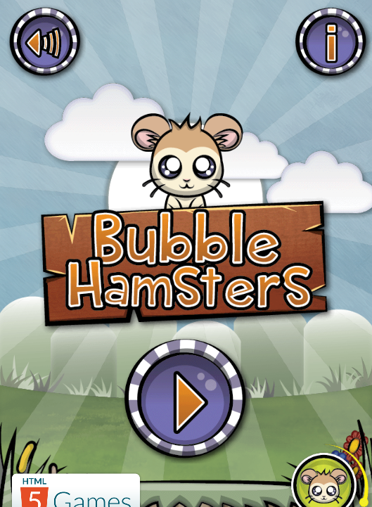 the bubble shooter game
