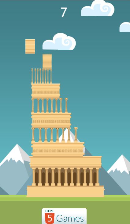 tower build game