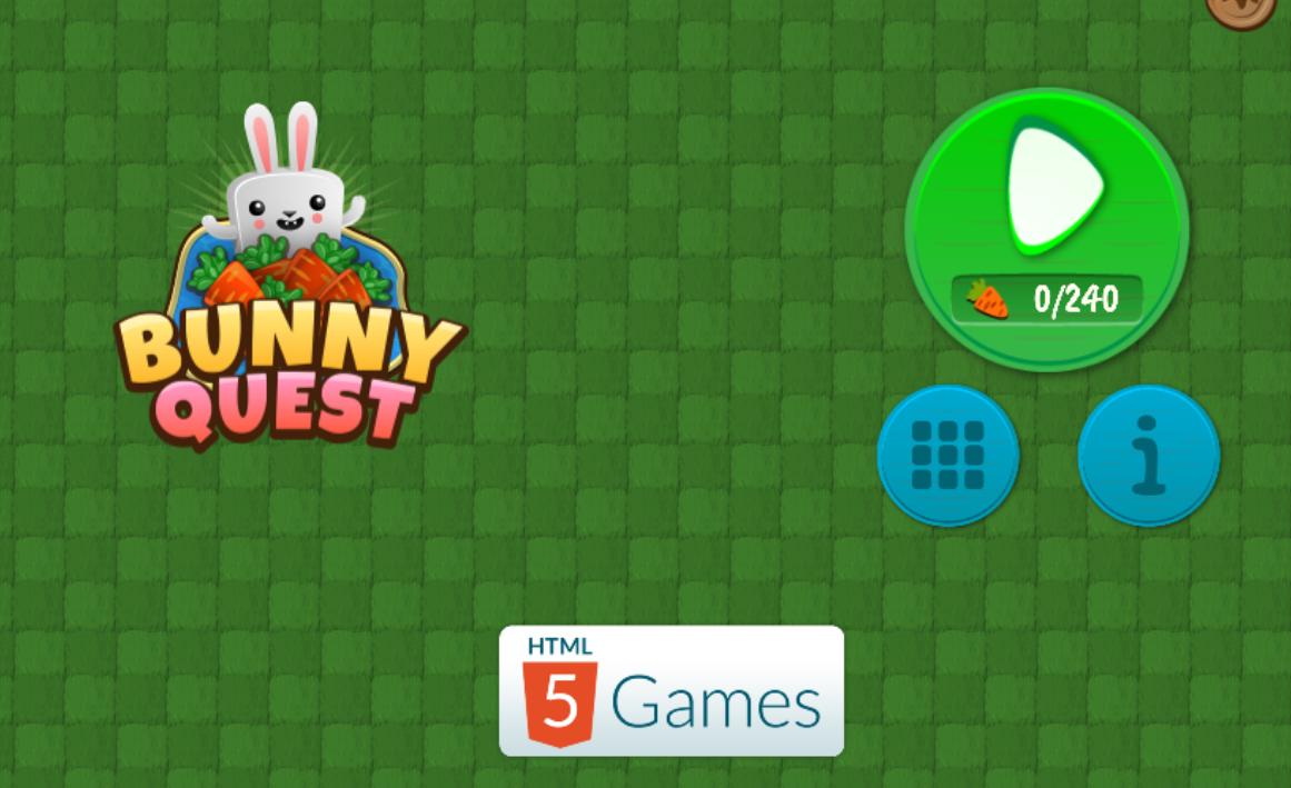 bunny bunny games