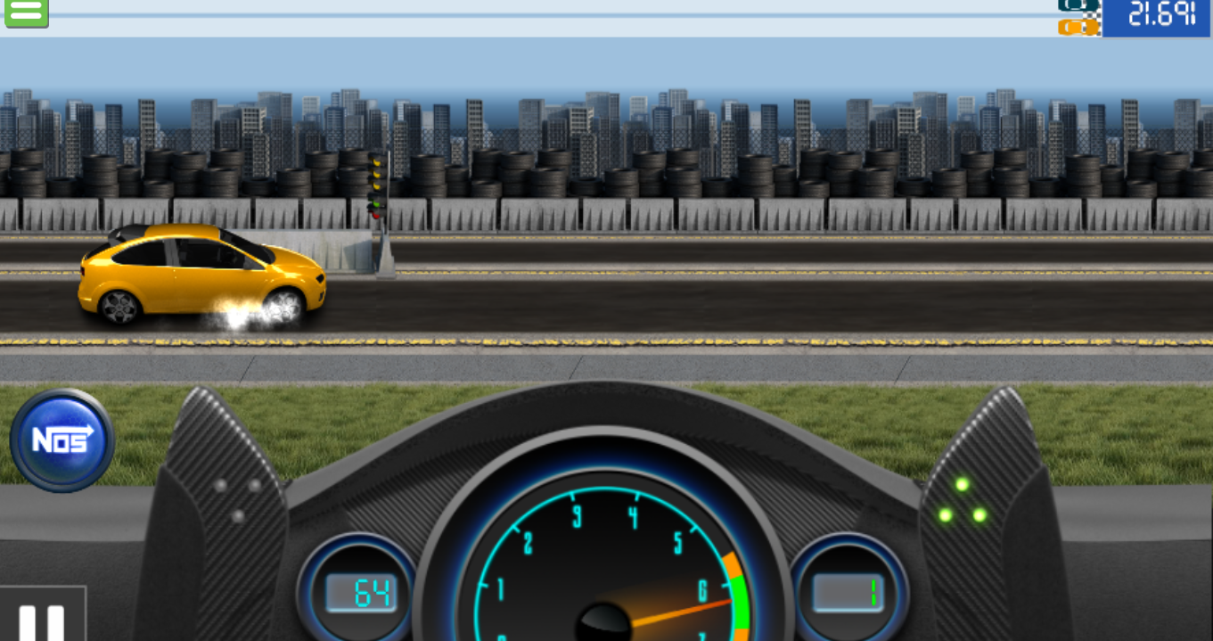 drag racing game pc
