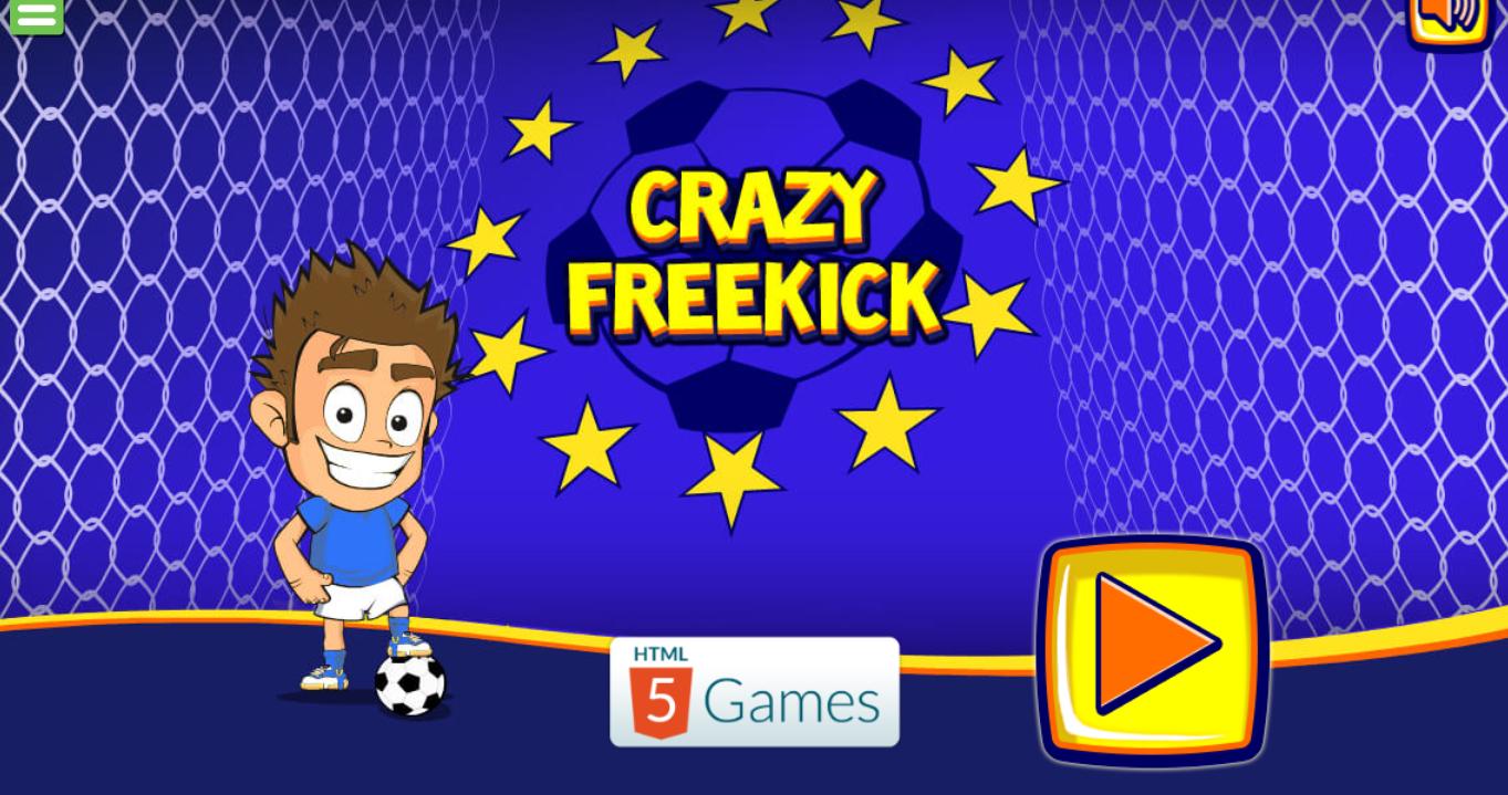 free kick games