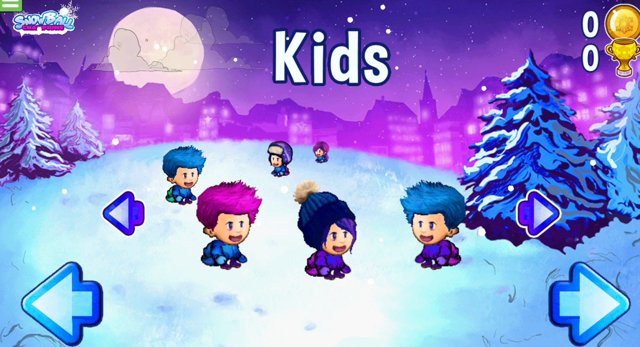 snowball fight game online