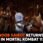 Mortal Kombat 11: Noob Saibot Revealed With First Gameplay Trailer